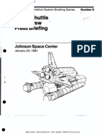 Space Shuttle Prime Crew Press Briefing