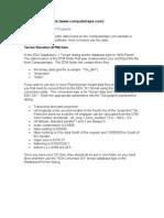 ComputaMaps data conversion instructions