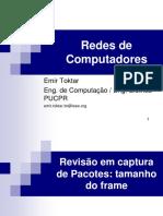 008d [1Sem] Protocolo Ethernet - Tamanho Frame - Regra 5-4-3 (Rev17.05)