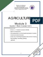 TLE-TE 6_Q1_Mod3_Agriculture