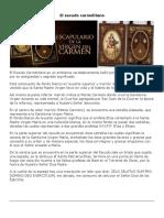 El escudo carmelitano.docx