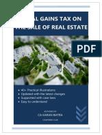 Capital gains on sale of property - Cakaran Batra.epub