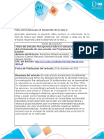 Anexo 1 - Ficha de lectura educacion inclusiva