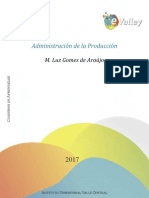 Cuaderno Tercera Unidad Administración de la producción AP_U3