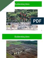 Aula - 6 - Subestações - Barramentos e disjuntores