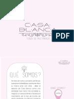 PRESENTACION CASA BLANCA TIENDA MULTIMARCAS