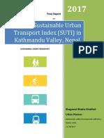 1. Kathmandu_SUTI final report