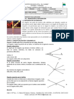 Guìa de geometrìa grado sexto, tercer periodo SE (Andrés Yánez)