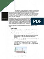 Water Street Lakefield Rehabilitation recommendations summary