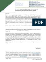 ESTUDO DA ORGANIZAÇÃO E GESTÃO DE SERVIÇOS PÚBLICOS DE SAÚDE EM