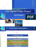 Dhabhol Power Project