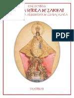 12 de octubre. Solemnidad Nuestra Señora de Zapopan