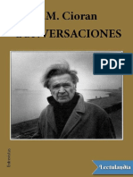 Conversaciones - E M Cioran.pdf
