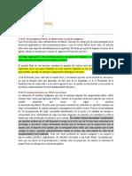 Citas textuales de VRM (artículos periodísticos)