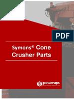 Nordberg Symons® Cone Crusher Parts Manual