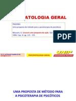 4ª 5ª aula - 2019s - PSICOPATOLOGIA GERAL.pptx