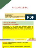 1ª aula - 2019s - PSICOPATOLOGIA GERAL