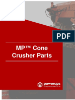 MP™ Cone Crusher Parts Manual
