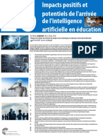 26 impacts positifs de l'intelligence artificielle