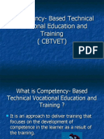 SESSION 1 - Competency-Based TVE
