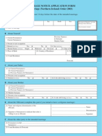 MarriageNoticeApplicationForm