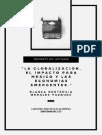Gris Negro Preparatoria Reporte de Lectura Hoja de Trabajo