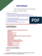 UNAM ACTUALIZACION MEDICOS GENERALES ORTOPEDIA