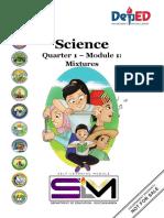 Sci module 1
