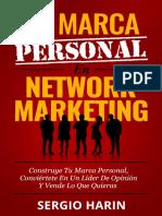 Tu marca personal en Network Marketing