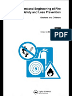 Management and Engineering of Fire Safety and Loss Prevention Onshore and Offshore