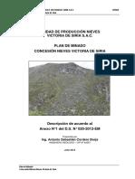 Plan de Minado - Concesión Nieves Victoria de Siria.pdf