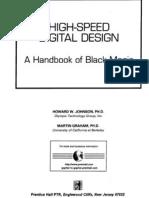 (eBook) Electronics - High-Speed Digital Design