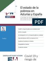 Presentación Informe AROPE Asturias
