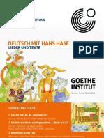 Texte cantece Hans Hase