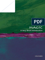 (Very Short Introductions) Owen Davies - Magic_ A Very Short Introduction-Oxford University Press (2012)