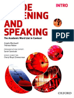 Inside Listening Speaking Introduction