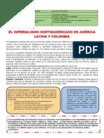 IMPERIALISMO NORTEAMENRICANO EN AMERICA LATINA Y COLOMBIA