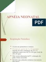 APNEIA NEONATAL