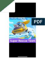 super rescue team