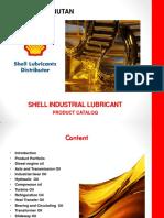 Catalog Shell Oil