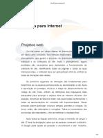Projetos Web - Téc. Informática Senac