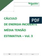 Cálculo Energia Incidente MT