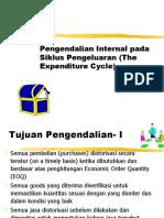 Pengendalian Internal pada Siklus Pengeluaran