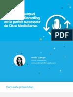16.07_ Call Recording _ Promo Cisco MediaSense_FRA.pdf