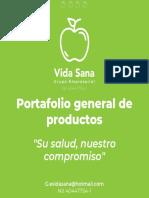 Portafolio de productos - Grupo empresarial vida sana.pdf