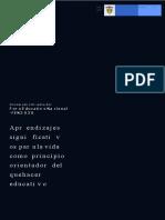 proyecto prae . documento