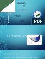 La derivada Analisis 2 UAPA