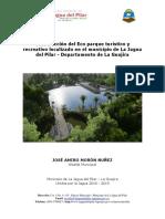 Perfil proyecto Ecoparque