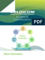 Presentacion Planes Contingencia