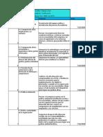Plan de Auditoria - Hapag Lloyd